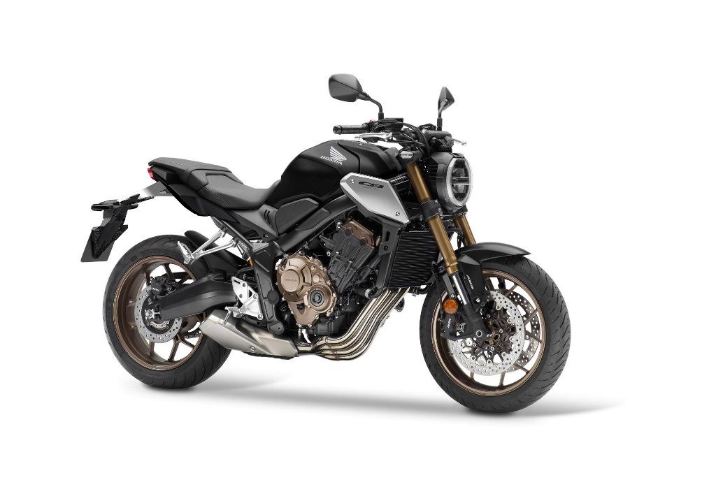 Neo Sport Café Honda CB650R Tampil Makin Gagah dan Eksklusif dengan Warna Gelap