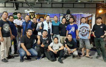Para Bikers Punggawa Klub Vixion Siapkan Agenda Kopdar SantuySS