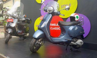 Kasih Tantangan Untuk Bikers, Piaggio Indonesia Kasih Gratis 3 Vespa LX 125