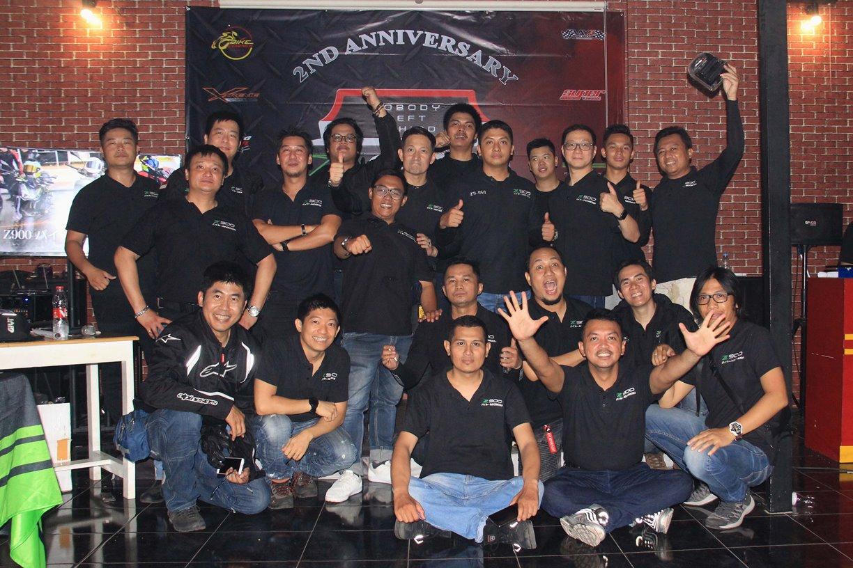 Z900 Baikaa Indonesia Berawal dari 4 Member, Begini Awal Terbentuknya