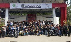 Coffeeride Gandeng Bikers Penghobi Riding, Kopi dan Musik Kumpul Bareng di SQP