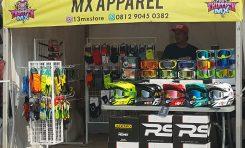 Thirteen MX Store, Jual Perlengkapan Supermoto Dengan Harga Grosir