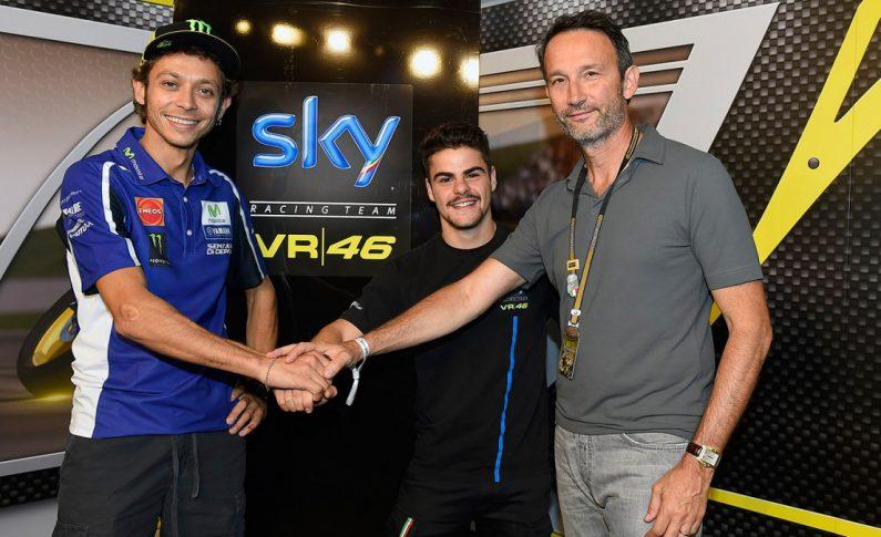 Kembali ke Moto3 2020, Husqvarna Andalkan Mantan Murid Rossi