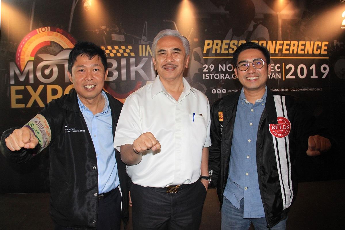 Dukung Program Jokowi, PLN Hadir di IIMS Motobike Expo 2019