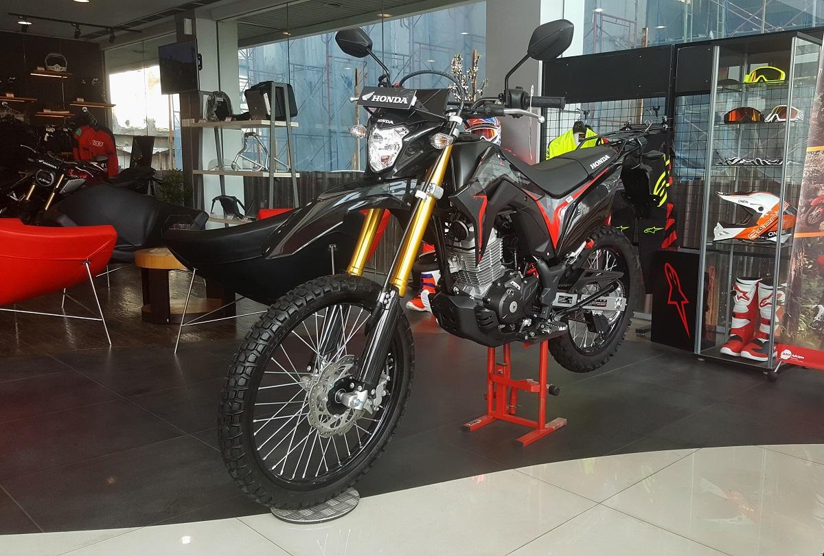 Honda CRF150L Jadi Rebutan Bikers Luar Negeri
