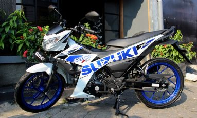 Suzuki Luncurkan All New Satria F150, Tampang Lebih Sangar dan Dinamis
