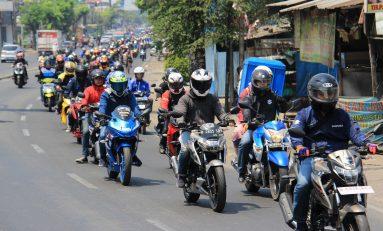 Saturday Night Ride dan Sunmori Jadi Agenda Rutin Suzuki, Puncaknya di Suzuki Bike Meet