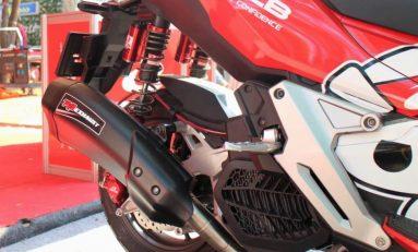 Knalpot Terbaru R9 Untuk Honda ADV150