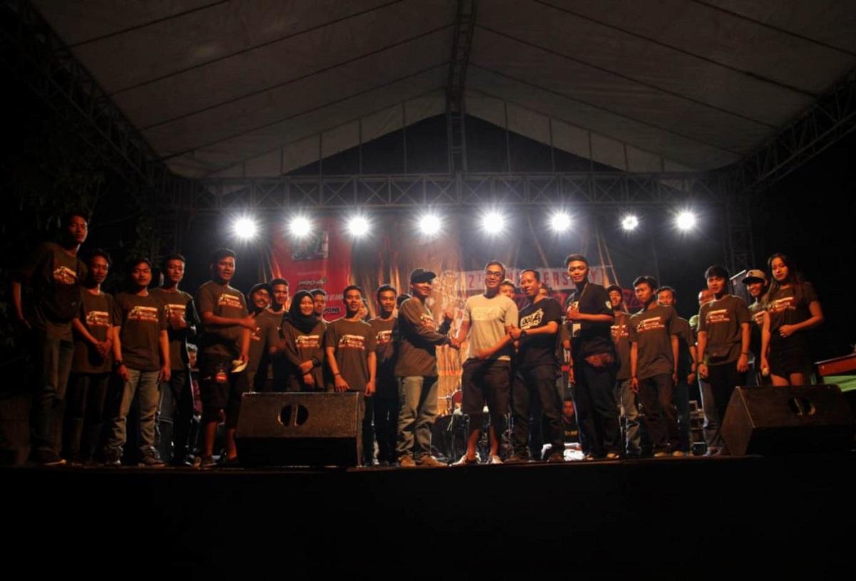 Perayaan HUT ke-12 SMI Jogja Sekaligus Lantik Member Baru