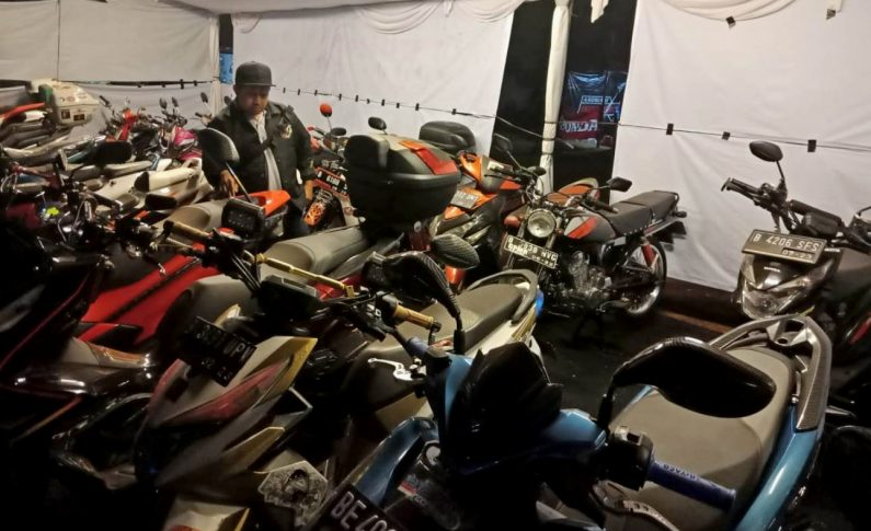AHJ Fun Modif Contest, Pemanasan Jelang HMC Jakarta