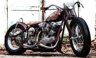 Bloody Mary (Harley Davidson Knuckle Head EL-47)