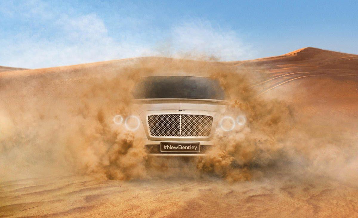 Menyambut Mobil SUV Pertama Bentley