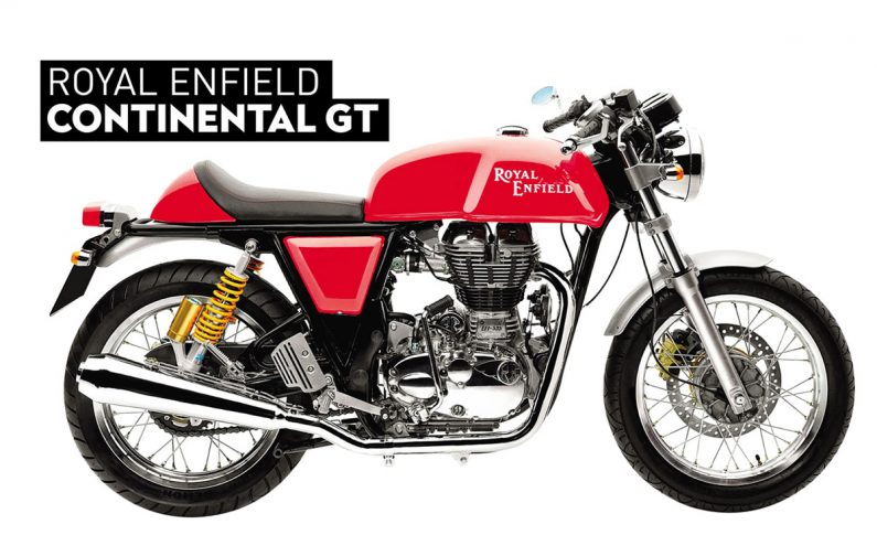 Royal Einfield Continental GT