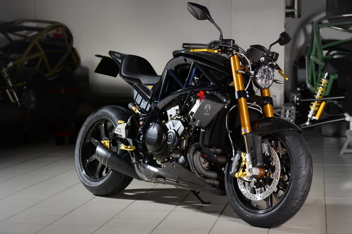 Ariel Ace R Dijual 49.995 Pound Sterling!