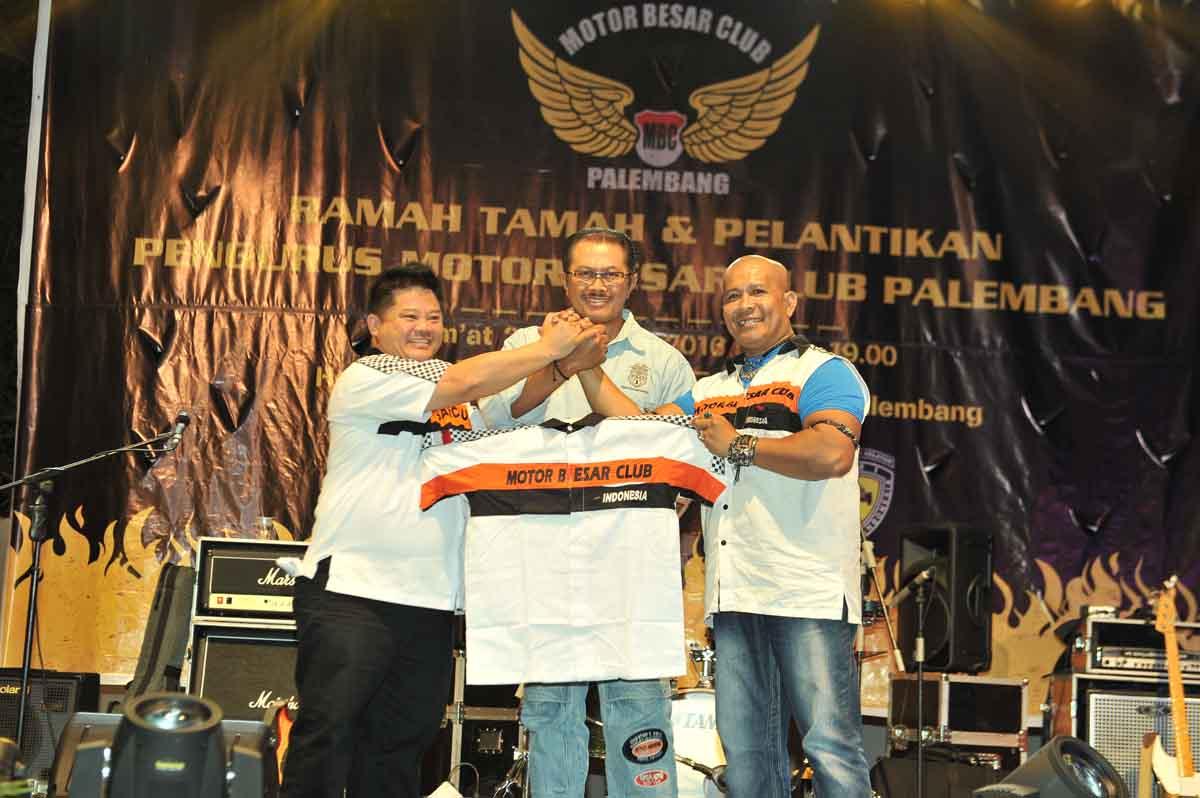 Augie Bunyamin Pimpin MBC Palembang