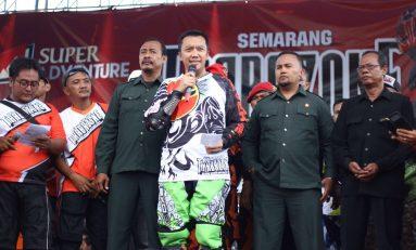 3.000 Biker Ramaikan Semarang Trabazone 2016