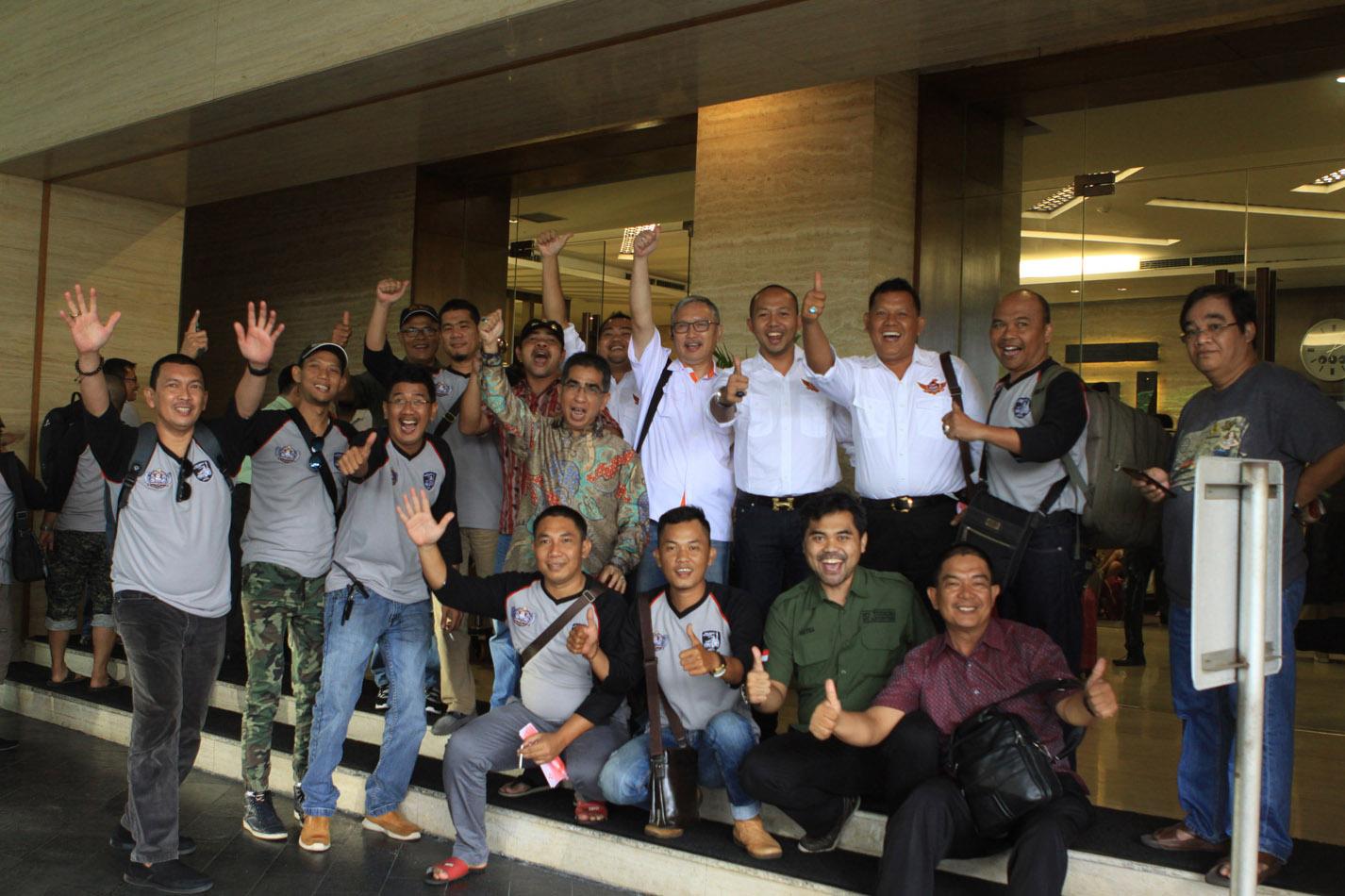 Pajero Sport Family Rayakan HUT Ke-5