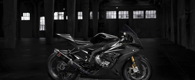 Rangka BMW HP4 RACE Seluruhnya Serat Karbon