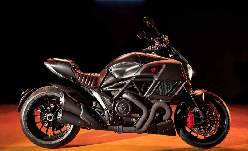 Ducati Diavel Diesel: Never Look Back