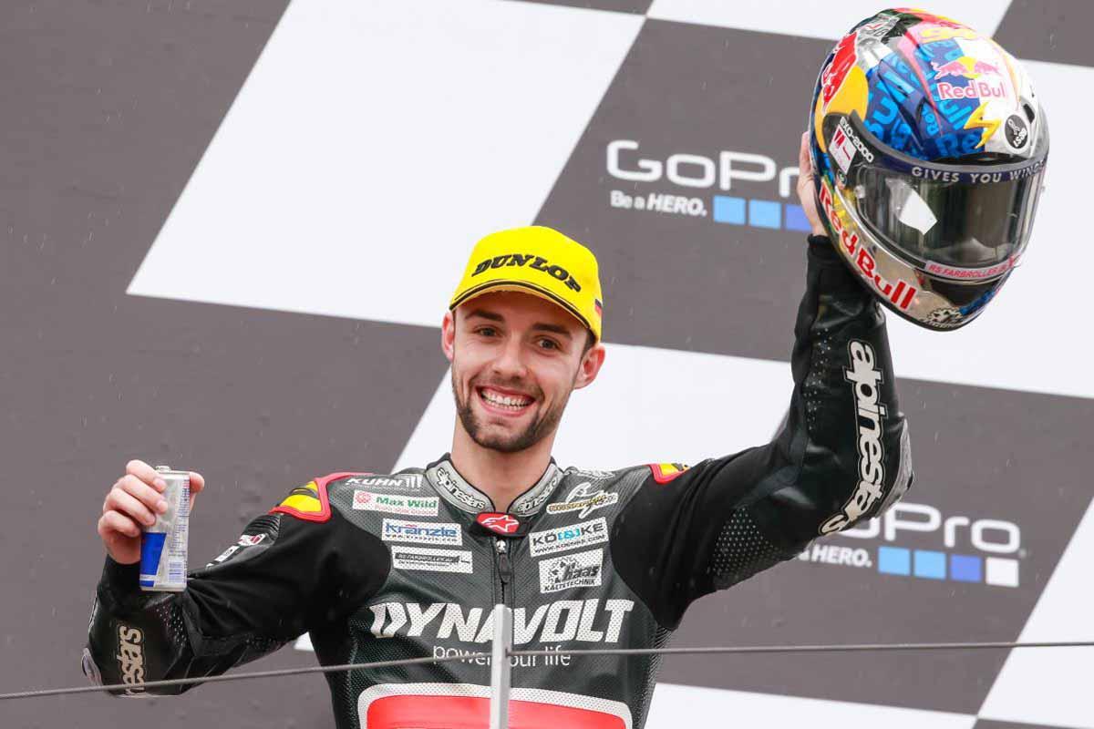 Folger Kejutkan Penggemar MotoGP 2017