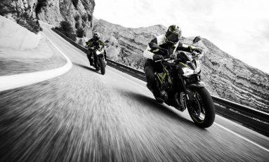 Kawasaki Z900: Keluarga Z Rangka Trellis