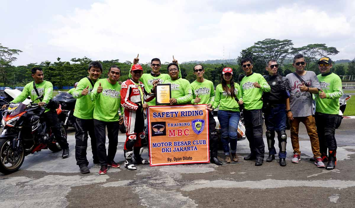 MBC Safety Riding Course Awal 2017