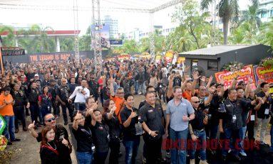 Grand Opening Anak Elang Harley Davidson of Jakarta