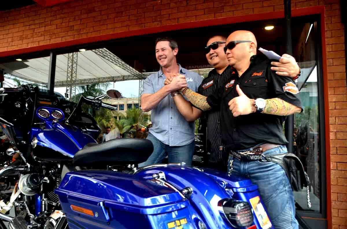 Grand Opening Anak Elang Harley-Davidson of Jakarta