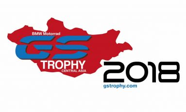International GS Trophy 2018: Halo, Mongolia!