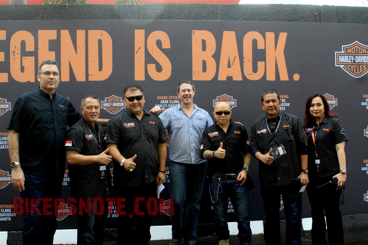Tim Harley-Davidson