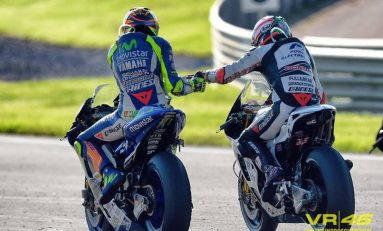 Rossi Sebut Nicky Hayden: A Very Good Guy