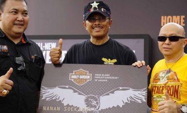 Manjakan Konsumen, Anak Elang Harley-Davidson Luncurkan Signature Card