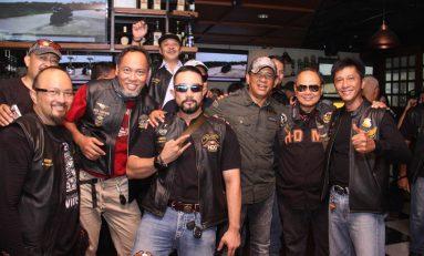 Kekompakan Biker dalam Halal Bihalal H.O.G Jakarta Chapter