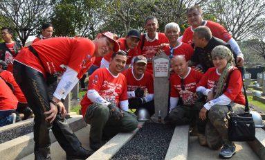 H.O.G JC Rayakan Kemerdekaan dengan Kenang Pahlawan