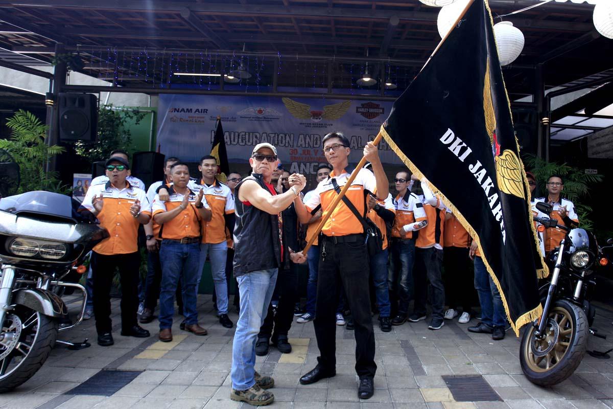 Capt. Bimo Seno Pimpin MBC DKI Jakarta