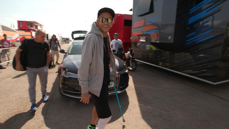 Lulus Tes Kesehatan, Rossi Siap Kembali Berlaga di Aragon