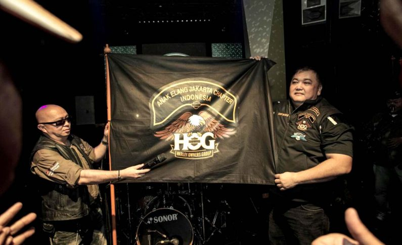 Transformasi Harley Owners Group Jakarta Chapter