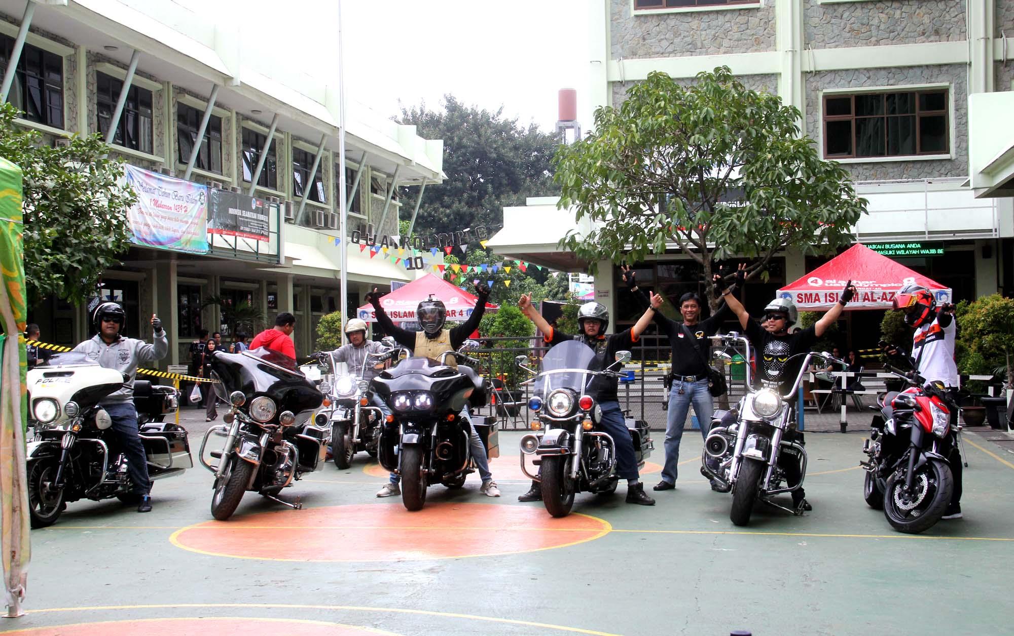 MBC DKI Jakarta Dukung Kontes Motor Custom Pelajar_7