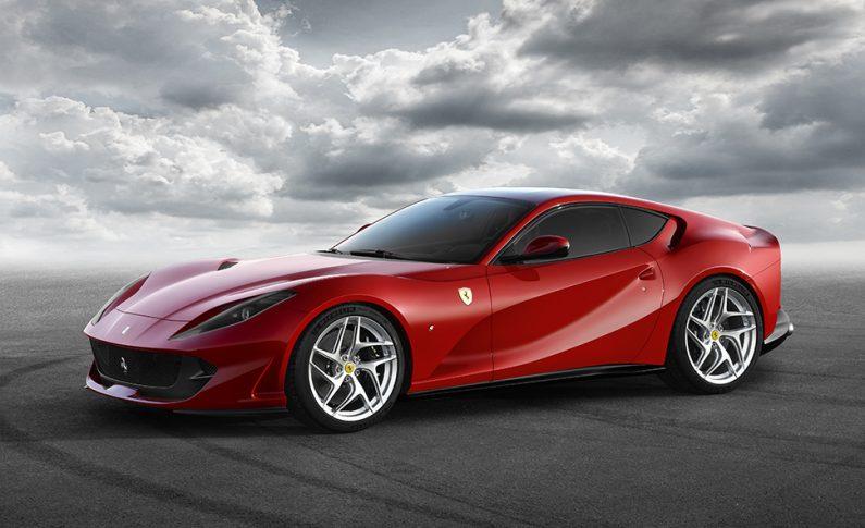 Ferrari 812 Superfast: Terkuat, Tercepat
