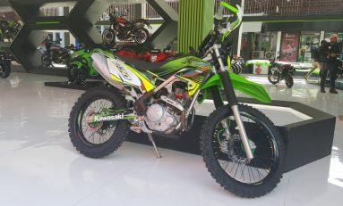 Kawasaki KLX230 Bukan Versi Bore Up dari KLX150