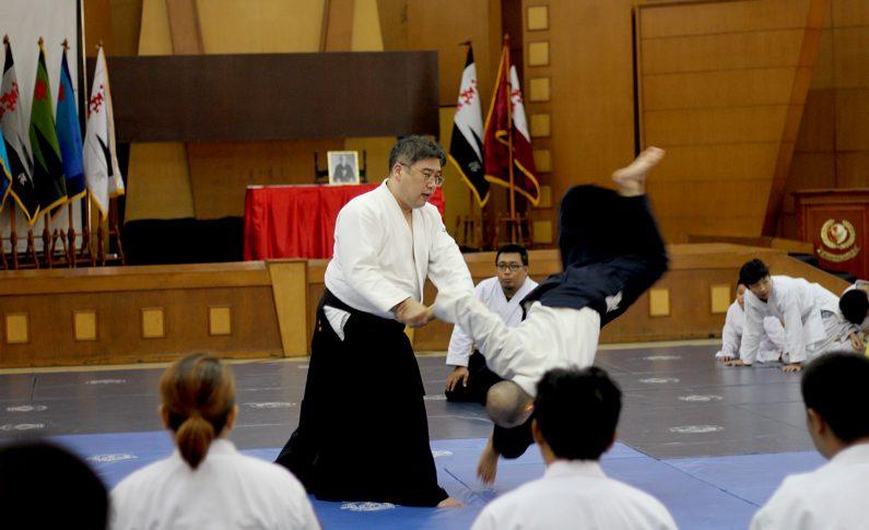 Saatnya Biker Pelajari Aikido?