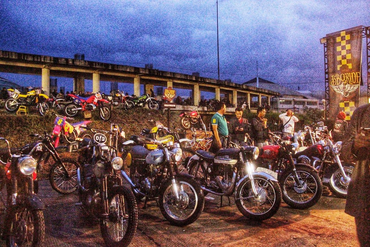 BBQ Ride 2018 Suguhkan Suka Ria Pesta Otomotif