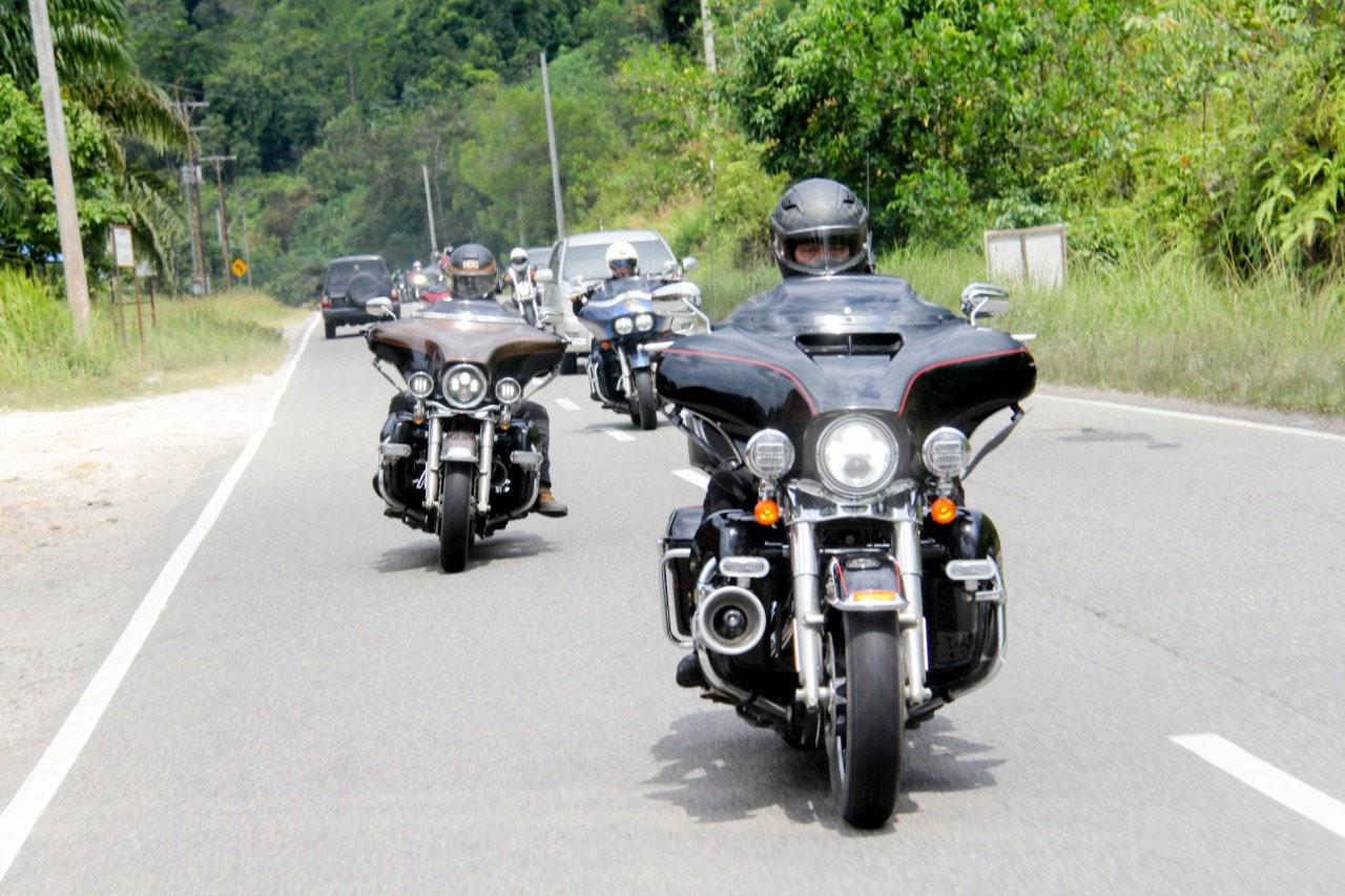 Bikersnote/HOG Jakarta Chapter Lubuklinggau - Pekanbaru