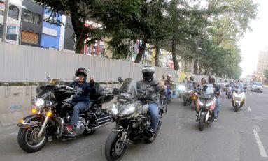 Motor Besar Indonesia Awali Kegiatan dengan Bakti Sosial