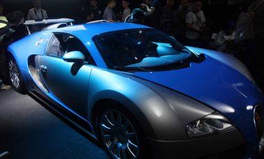 Supercar Bugatti Veyron 16.4 Hadir di Indonesia