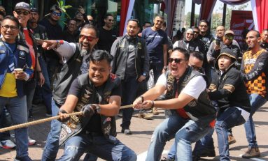 Cara HOG Jakarta Chapter Peringati Hari Kemerdekaan Indonesia