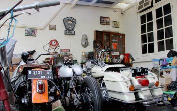 Eastmono Garage, Si Spesialis Moge Klasik