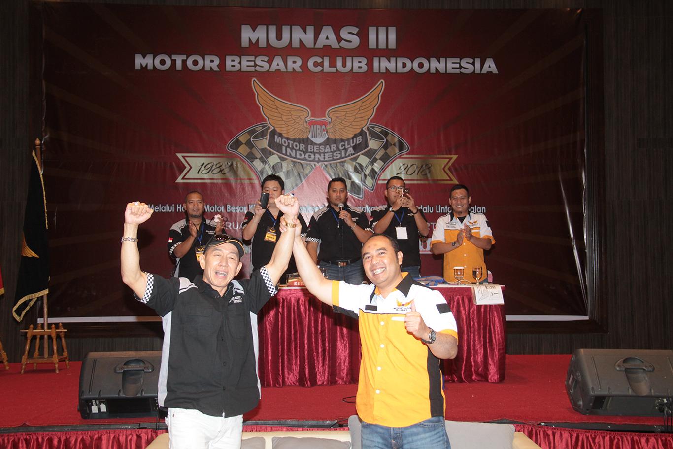 Munas III Motor Besar Club