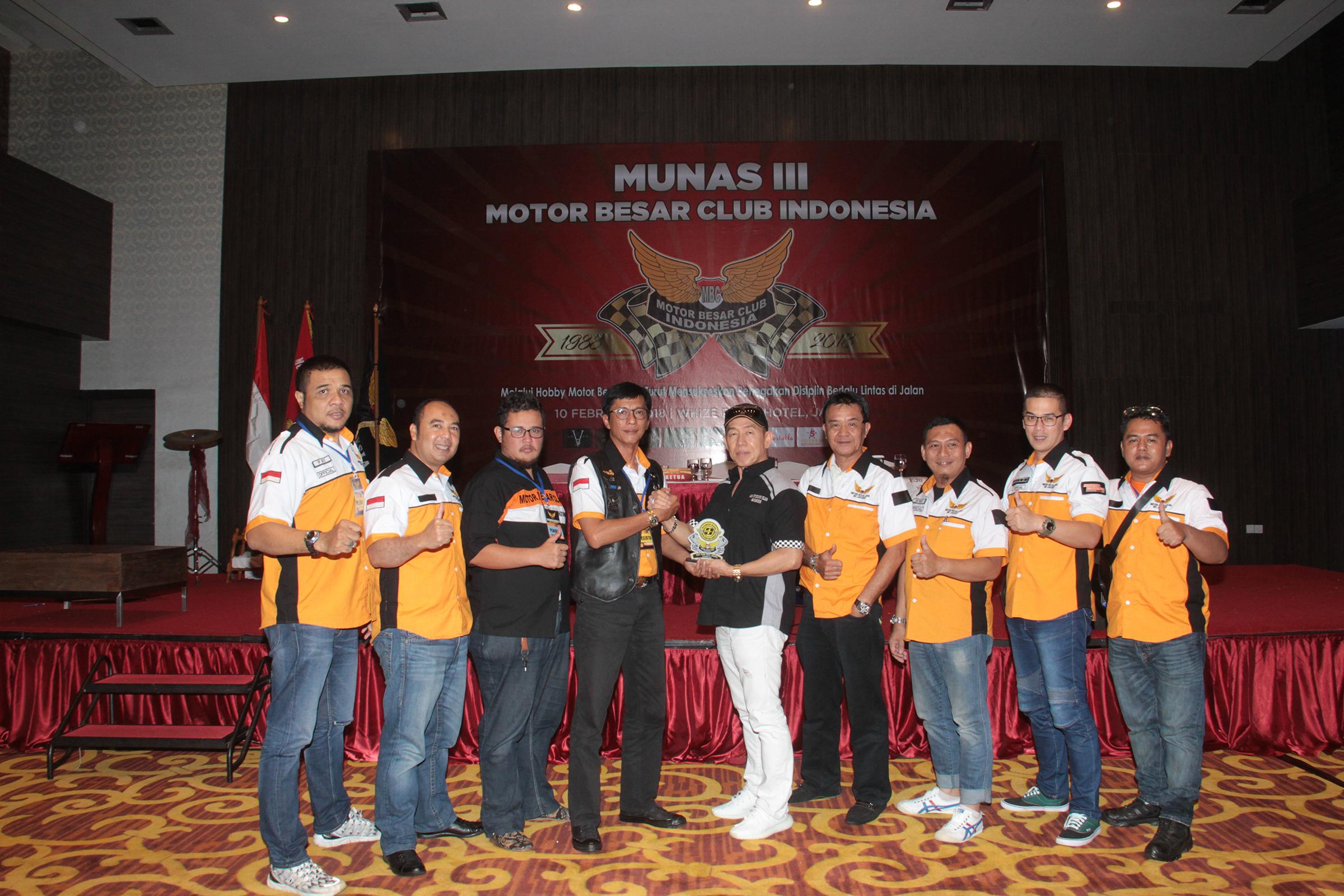 Rudy Susanto: Klub Motor Besar Harus Jadi Contoh