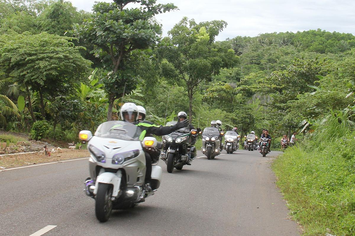 HGCI Road to Pangandaran